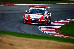 Dino Zamparelli | Bristol Sport Racing | #88 Porsche 911 GT3 Cup Car | Porsche Carrera Cup GB | Free Practice - Mandatory byline: Rogan Thomson/JMP - 07966 386802 - 09/10/2015 - MOTORSPORT - Brands Hatch GP Circuit - Fawkham, England - BTCC Meeting Test Day.