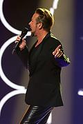 """Auftritt von Michael von der Heide bei der SRF-Pop-Schlager-Show """"Hello Again"""". Aufzeichnung vom 01. Oktober 2020 in den Fernsehstudios Zürich."""