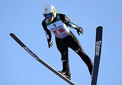 01.01.2020, Olympiaschanze, Garmisch Partenkirchen, GER, FIS Weltcup Skisprung, Vierschanzentournee, Garmisch Partenkirchen, im Bild Yukiya Sato (JPN) // during the Four Hills Tournament of FIS Ski Jumping World Cup at the Olympiaschanze in Garmisch Partenkirchen, Germany on 2020/01/01. EXPA Pictures © 2020, PhotoCredit: EXPA/ SM<br /> <br /> *****ATTENTION - OUT of GER*****
