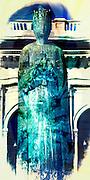 Religious statue in Washington, DC