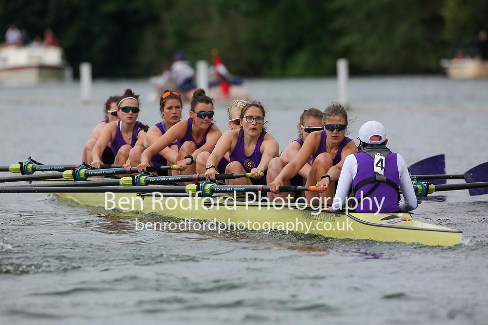 Aspirational Academic 8+  Quarter-Final<br /> <br /> University of London (A)<br /> Bath University <br /> <br /> Henley Women's Regatta 2021<br /> Saturday