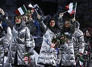 Die Italienische Delegation © Thomas Oswald/EQ Images