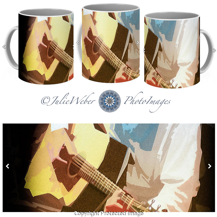 Coffee Mug Showcase 20 - <br /> Shop here:  https://2-julie-weber.pixels.com/products/yellow-blue-and-violet-julie-weber-coffee-mug.html