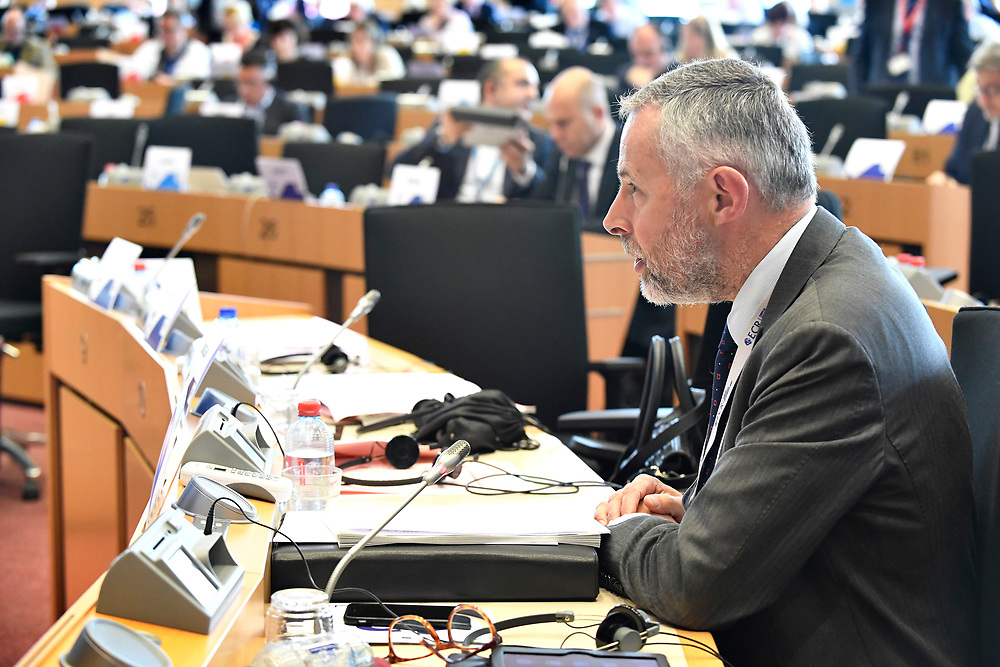 12 May 2017, 123rd Plenary Session of the European Committee of the Regions <br /> Belgium - Brussels - May 2017 <br /> <br /> JONKMAN Rob <br /> <br /> © European Union / Fred Guerdin