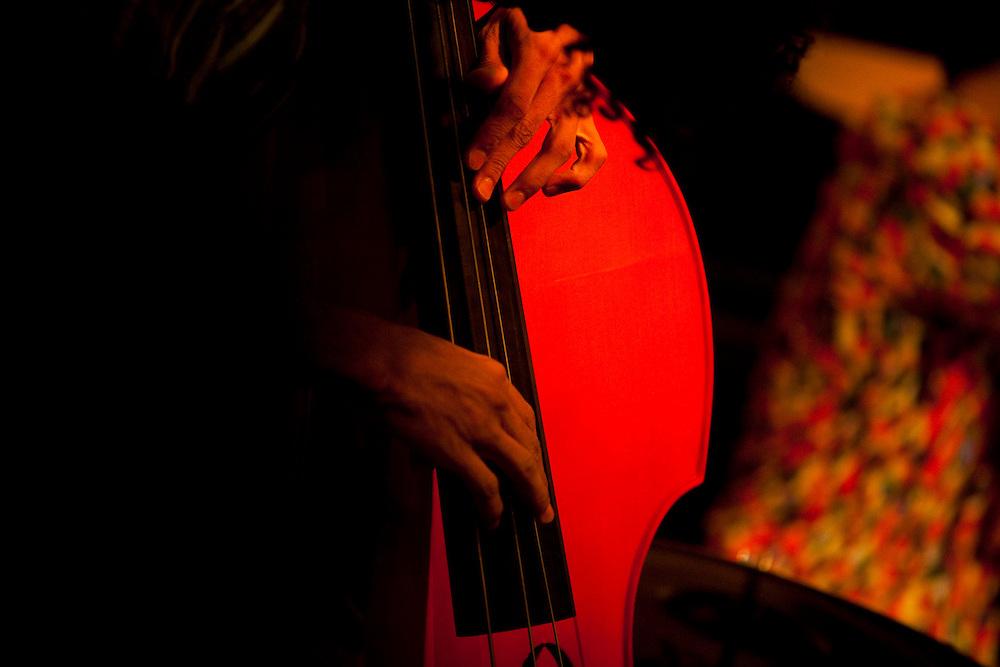 Belo Horizonte_MG, Brasil...Apresentacao da Misturada Orquestra no mezzanino da Livraria Travessa...The presentation of the Misturada Orquestra band in the Travessa bookstore...Foto: LEO DRUMOND / NITRO
