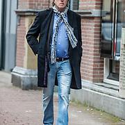 NLD/Amsterdam//20170309 - Herdenkingsdienst Guus Verstraete, Bert van der Veer