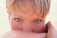 Portrait of a Woman, Backlit