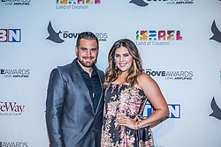 October 11, 2016 - Nashville, Tennessee, USA - Hillary Scott at the 47th Annual GMA Dove Awards  in Nashville, TN at Allen Arena on the campus of Lipscomb University.  The GMA Dove Awards is an awards show produced by the Gospel Music Association. (Credit Image: © Jason Walle via ZUMA Wire)