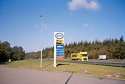 Esso tankstation, A28