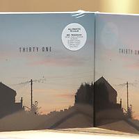Cover of Thirty One Album, raising money for CALM