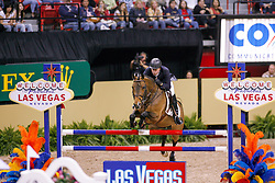 Beerbaum Markus, GER, Leena<br /> World Cup Final Jumping - Las Vegas 2007<br /> © Hippo Foto - Dirk Caremans