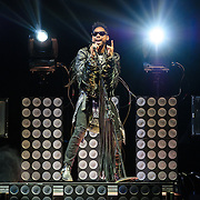 "WASHINGTON, DC - October 31st, 2013 -  Miguel performs as the opening act on Drake's ""Would You Like A Tour?"" tour at the Verizon center in Washington, D.C.  (Photo by Kyle Gustafson / For The Washington Post)"
