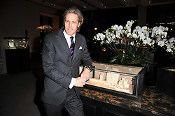 Creative Director of Asprey BRUCE HOEKSEMA at the BAFTA Nominees party 2011 held at Asprey, 167 New Bond Street, London on 12th February 2011.