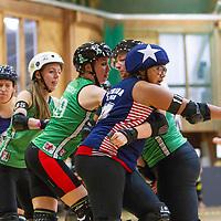 08 Dock City Rollers vs Steel Hurtin'