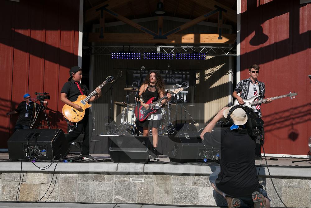 Stairway to Stardom Concert  -  07302017