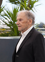 Actor Jean-Louis Trintignant at the Happy End film photo call at the 70th Cannes Film Festival Monday 22nd May 2017, Cannes, France. Photo credit: Doreen Kennedy