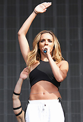 © Licensed to London News Pictures. 13/07/2014, UK. Jade Thirlwall, British Summer Time, Hyde Park, London UK, 13 July 2014. Photo credit : Brett D. Cove/Piqtured/LNP