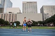 John Bryant + Bob Botto - Runners