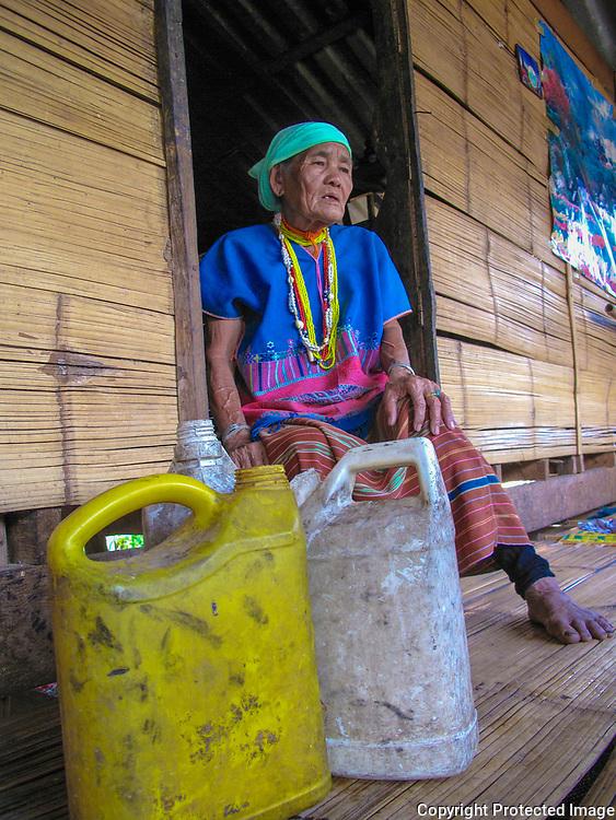 Water Jugs by Soe, part of her No Water Series