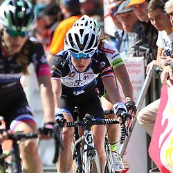 20-04-2016: Wielrennen: Waalse Pijl vrouwen: Huy    HUY (BEL) cycling    The Fleche Wallomne is the last springrace in the Womens Worldtour.