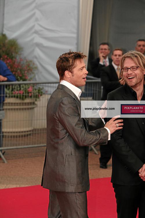 Brad Pitt 33 ème Festival du Film Américain de Deauville - 3/09/2007 - JSB / PixPlanete