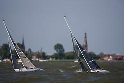 2.4 mr. Day four, May 25th 2012. Delta Lloyd Regatta  (22/26 May 2012). Medemblik - the Netherlands.