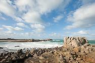 North coast of Guernsey, Channel Islands, UK (November 2015) © Rudolf Abraham