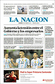 September 04, 2021 - LATIN AMERICA: Front-page: Today's Newspapers In Latin America