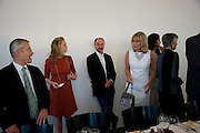 KADEE ROBBINS; LADY ALISON MYNERS, Per Kirkeby Opening Reception and Dinner. Tate Modern. 16 June 2009.
