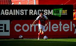 Finn Azaz of Cheltenham Town - Mandatory by-line: Nizaam Jones/JMP - 10/10/2020 - FOOTBALL - Jonny-Rocks Stadium - Cheltenham, England - Cheltenham Town v Crawley Town - Sky Bet League Two