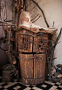 Białowieża. Oryginalne wyposażenie kościoła