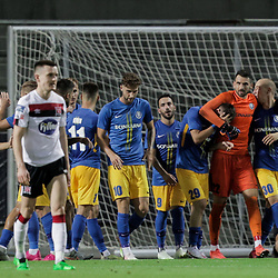 20200819: HUN, Football - UEFA Champions League Qualifiers, NK Celje vs Dundalk F.C.