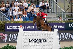 Deusser Daniel, GER, Killer Queen VDM<br /> Longines FEI Jumping Nations Cup Final<br /> Barcelona 2021<br /> © Dirk Caremans<br />  03/10/2021