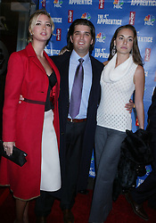Dec 17, 2004; New York, NY, USA; IVANKA TRUMP, her brother DONALD TRUMP JR. & his fiance VANESSA HAYDON at the finale party for 'The Apprentice 2' held at Roseland Ballroom..  (Credit Image: Nancy Kaszerman/ZUMAPRESS.com)