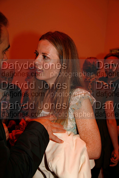 DAISY DONOVAN, Art Plus Music party. Fundraiser for the Whitechapel. 30 March 2006. ONE TIME USE ONLY - DO NOT ARCHIVE  © Copyright Photograph by Dafydd Jones 66 Stockwell Park Rd. London SW9 0DA Tel 020 7733 0108 www.dafjones.com