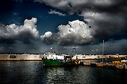 Israel, Jaffa, The ancient port now fishing port