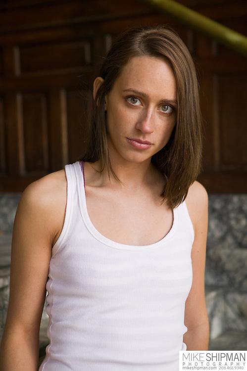 Katherine Russo model portfolio shoot. MR