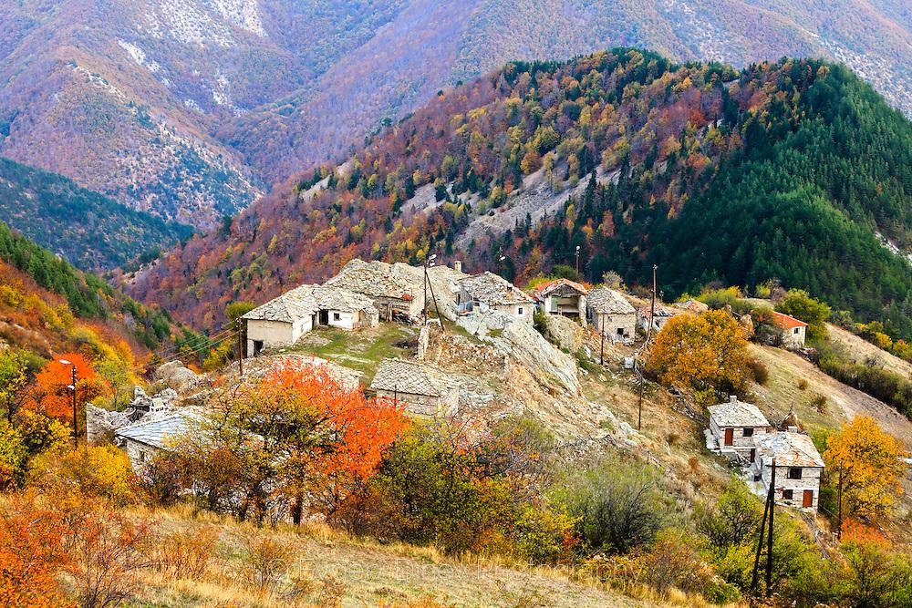 Old Rhodopean houses