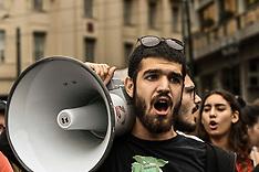 24hr general strike called in Greece, Athens, 24 September 2019