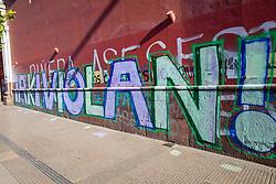 Tags in Santiago