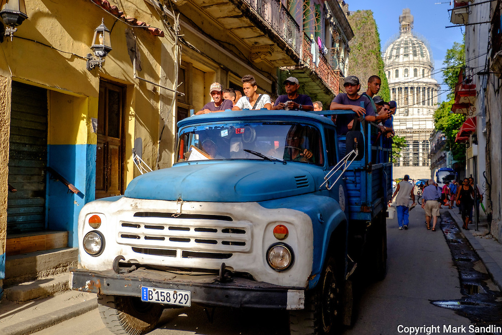chevy's, ford, dodge trucks, Edsel, Chrysler are just a view of the cars you will see driving the streets of Havana and the rest of Cuba