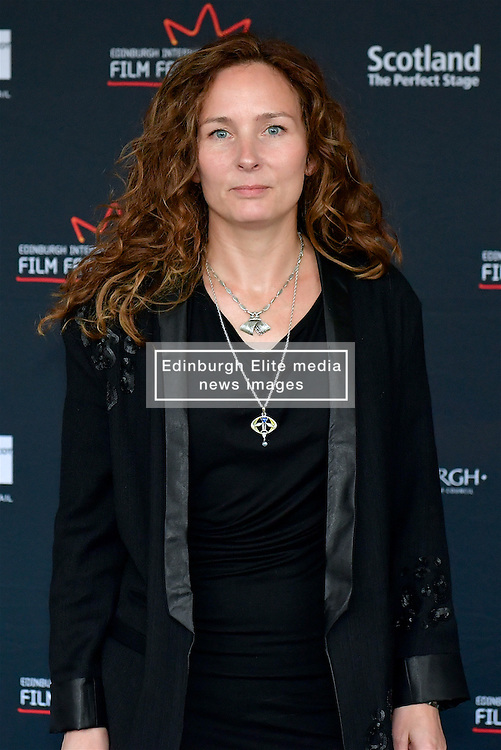 Rebecca Mark- Lawson (Shorts Juror) joins the jury line up for the 2016 Edinburgh International Film Festival at  The Apex Hotel Grassmarket, Edinburgh17th June 2016, (c) Brian Anderson   Edinburgh Elite media
