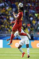 Fotball 17. juni 2014 , Belgium vs Algeria - World Cup 2014 - 06/17/2014<br /> Belgia - Algerie<br /> Axel Witsel of Belgium  <br /> Norway only