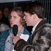 Big Brother 2000, vertrek Ferdi em beau van Erven Dorens