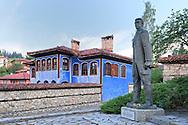 Bulgarian architecture reserve Koprivshtitsa