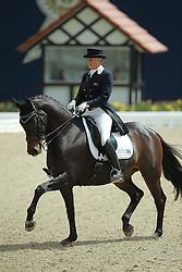 Hanna Mary, (AUS), Umbro<br /> Qualification Grand Prix Kur<br /> Horses & Dreams meets Denmark - Hagen 2016<br /> © Hippo Foto - Stefan Lafrentz