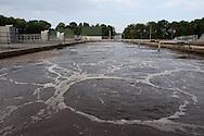 Rioolwaterzuiveringsinstallatie Harlingen - rwzi