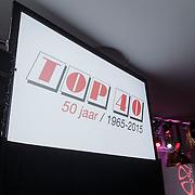 NLD/Hilversum/20150102 - Top40 viert 50 jarig bestaan,