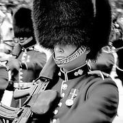 Big fluffy hat, London, England (June 2005)