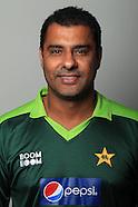 Cricket - Pakistan Profile Pics